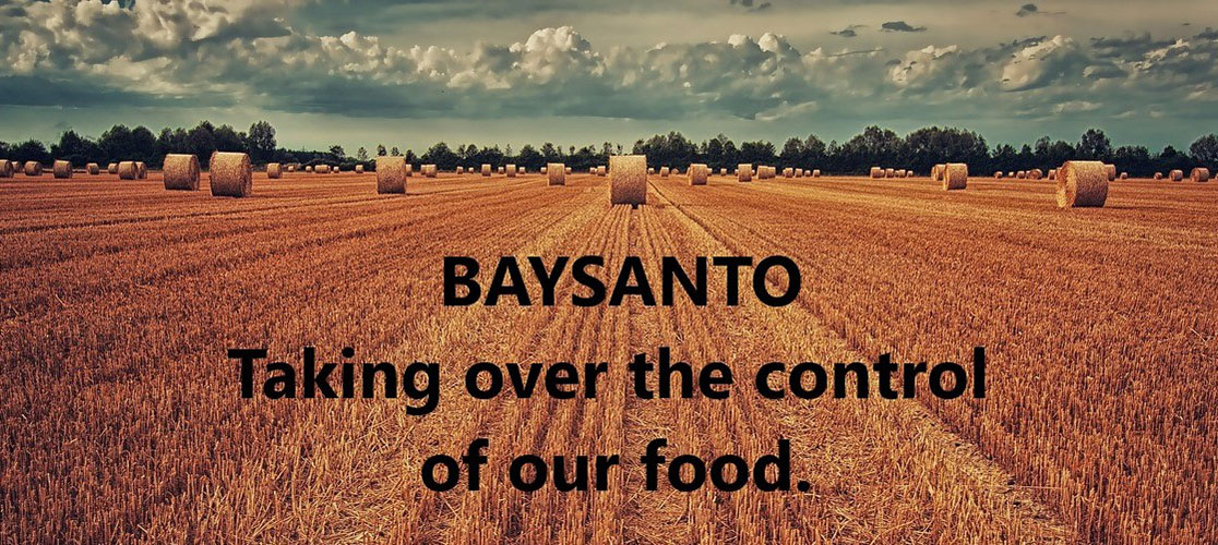 Stop 'Baysanto' from monopolising seeds!